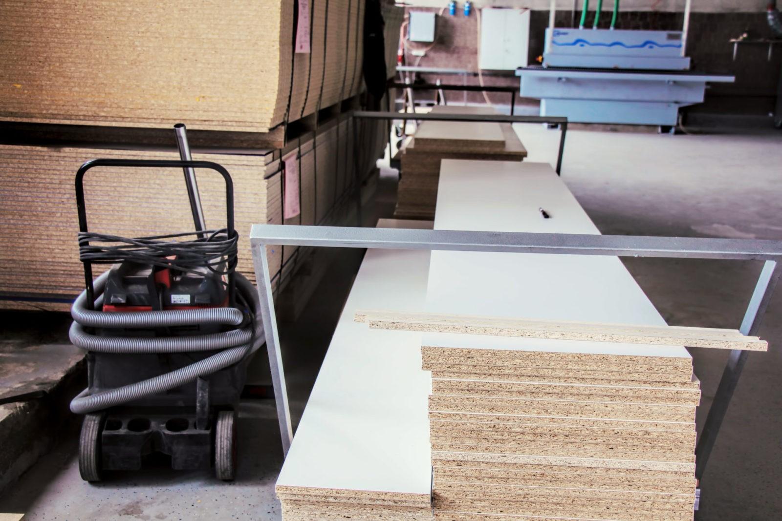 Распил материалов для экономии на мебели